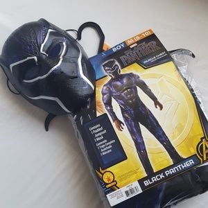 MARVEL BLACK PANTHER MUSCLE CHEST